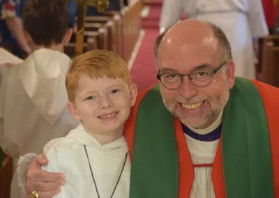 Rt. Rev. Jeff Bishop Visit