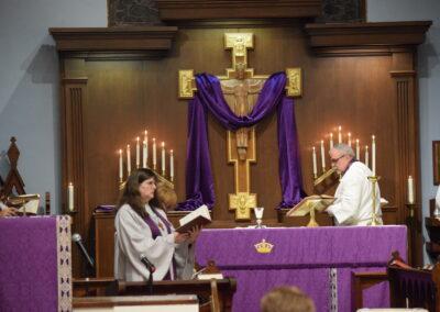 Ash Wednesday-Holy Communion