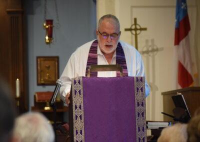Ash Wednesday-Rev. Keith Giblin