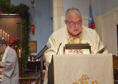 Christmas Eve Rev. Keith Giblin -2 2020