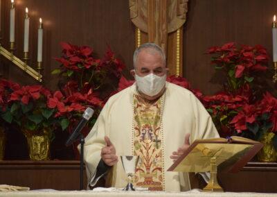 Christmas Eve Rev. Keith Giblin -3 2020