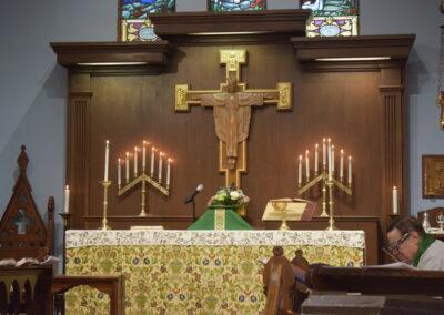 St. Paul''s Altar